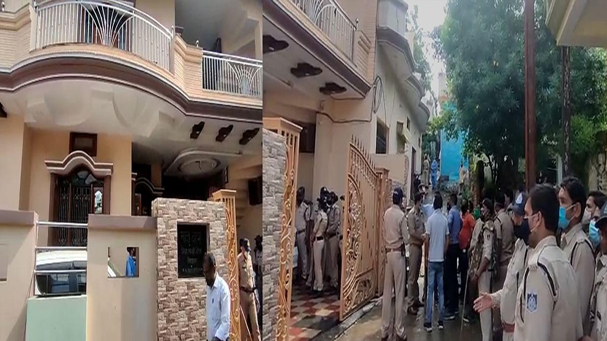 जबलपुर में माफियाओं पर पुलिस ने कसा शिकंजा, शराब तस्कर से मुक्त कराई सरकारी जमीन