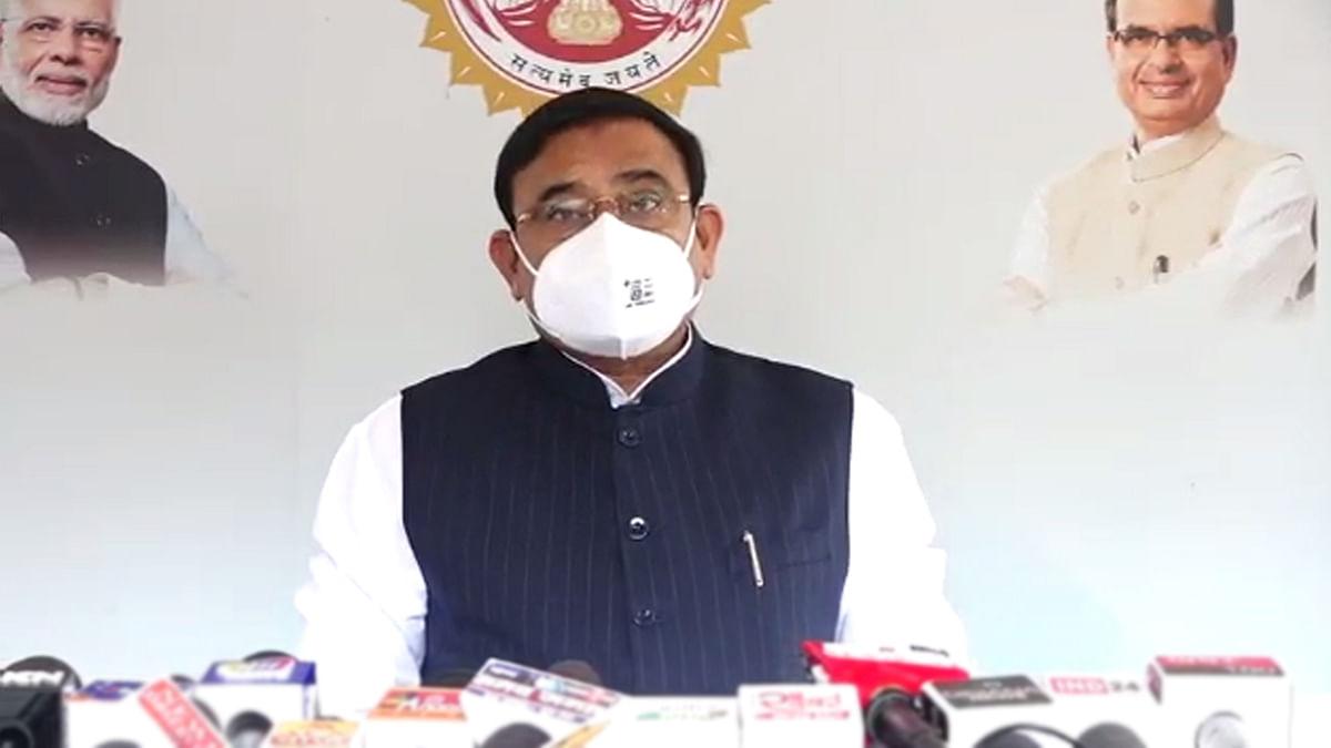 मंत्री Bhupendra Singh का बयान- कांग्रेस पर तंज कसने समेत MP के कई मुद्दों को लेकर बोले