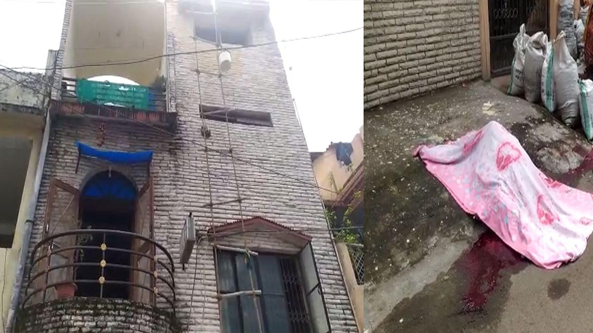 Bhopal: दूसरी मंजिल से गिरने के कारण मजदूर की हुई दर्दनाक मौत, जांच में जुटी पुलिस