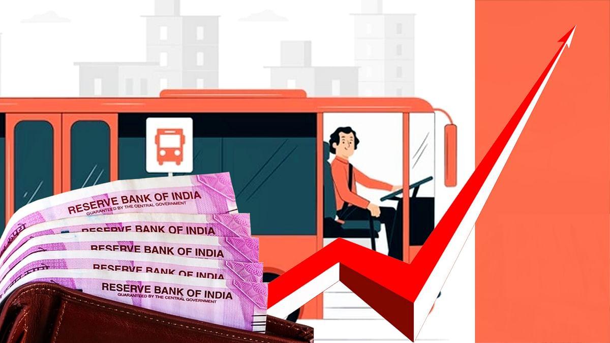 Bhopal : प्रदेश में बढ़ सकता है बसों का किराया