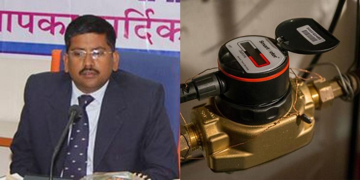 मीटरयुक्त नल कनेक्शन में 24 घंटे उपलब्ध रहे पानी : निकुंज श्रीवास्तव