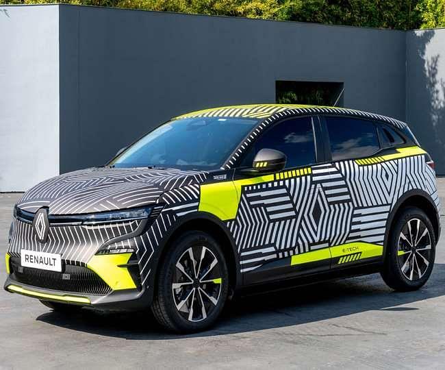 Renault ने किया नई इलेक्ट्रिक कार Megane E-Tech का अनावरण