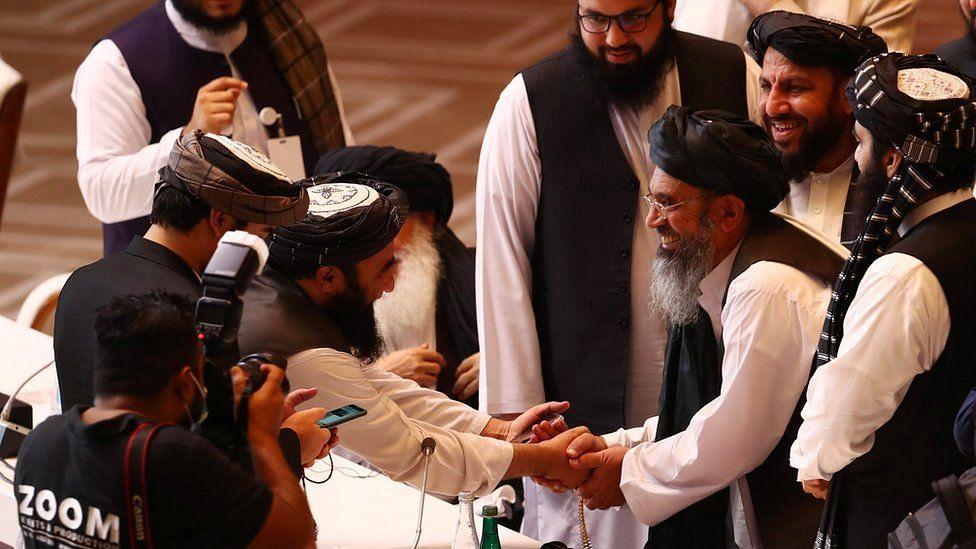 अमेरिका तालिबान के कैबिनेट सदस्यों के ट्रैक रिकॉर्ड से चिंतित