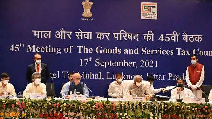 GST काउंसिल की 45वीं बैठक में लिए गए कई अहम फैसले, यह लोग हुए शामिल
