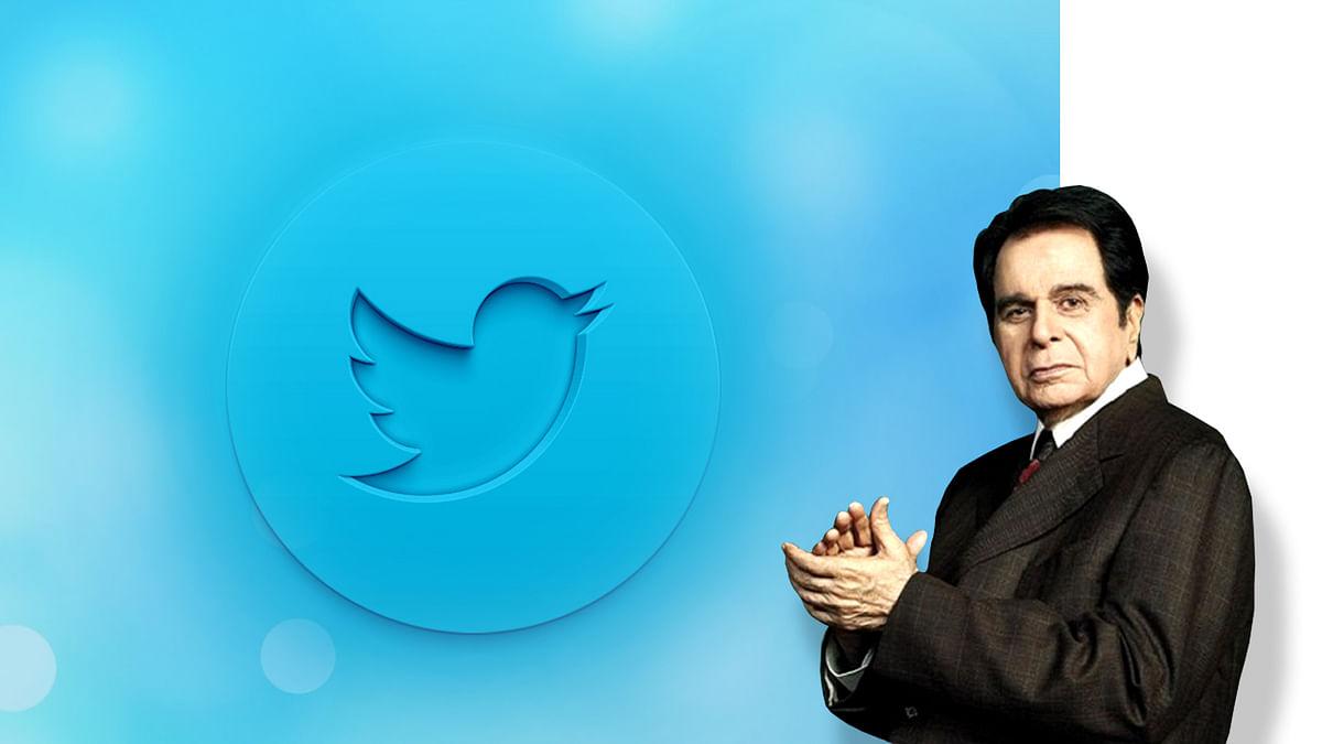 दिलीप कुमार का ट्विटर अकाउंट होगा बंद, सायरा बानो ने दी सहमति