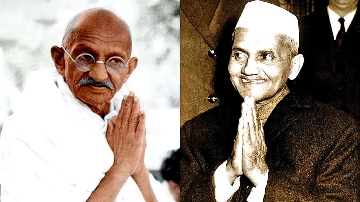 कोविंद, मोदी समेत कृतज्ञ राष्ट्र ने दी महात्मा गांधी और शास्त्री जी को श्रद्धांजलि