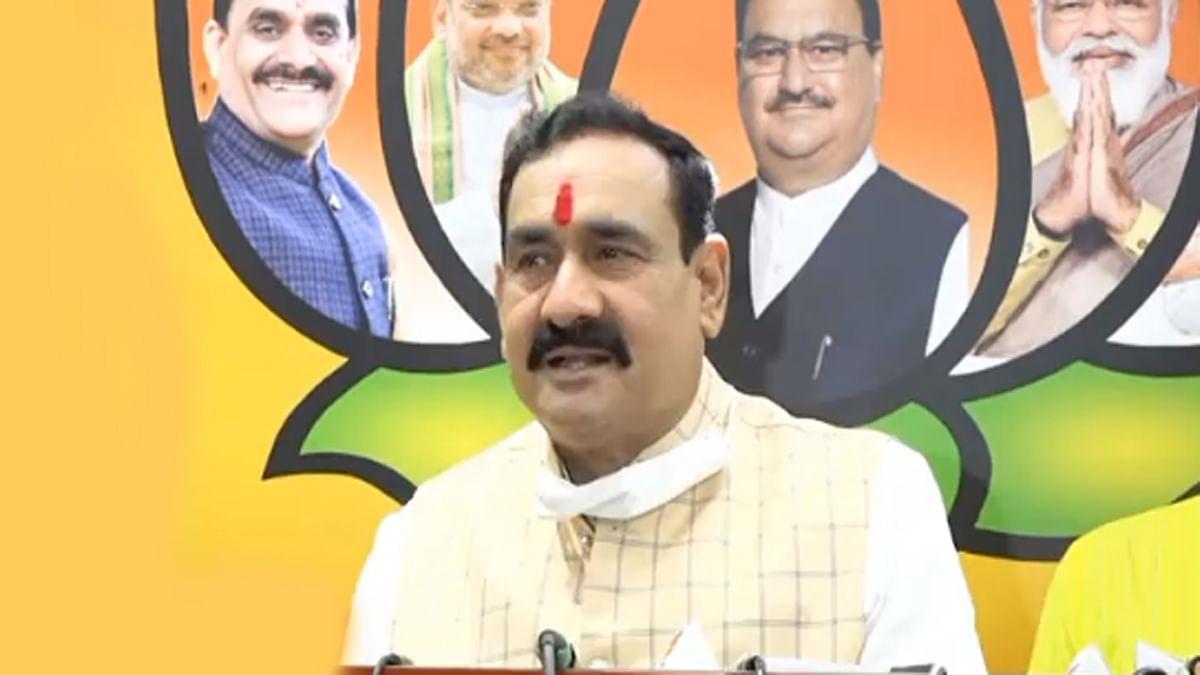MP में खाद की कालाबाजारी करने वालों पर रासुका के तहत की जाएगी कार्रवाई: डॉ. मिश्रा
