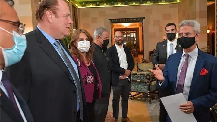 विदेश मंत्री एस जयशंकर ने इजराइली कारोबारियों को किया प्रोत्साहित