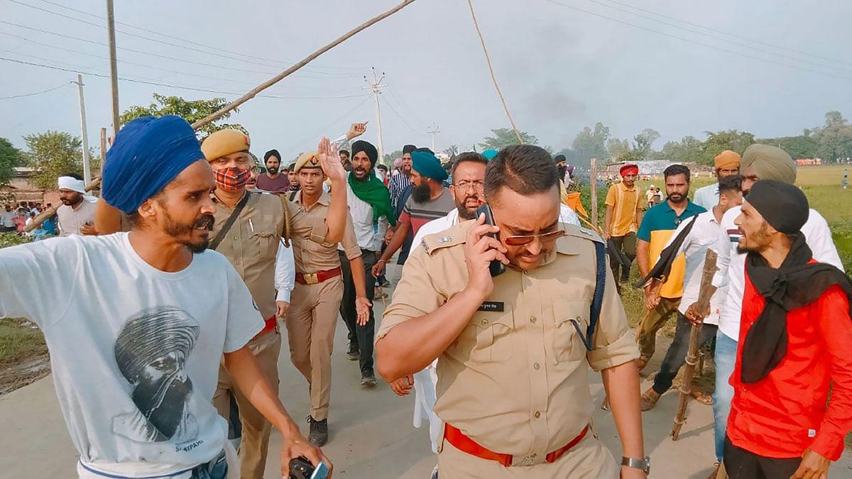 लखीमपुर घटना पर बैठक में प्रशासन और किसानों के बीच हुआ यह समझौता