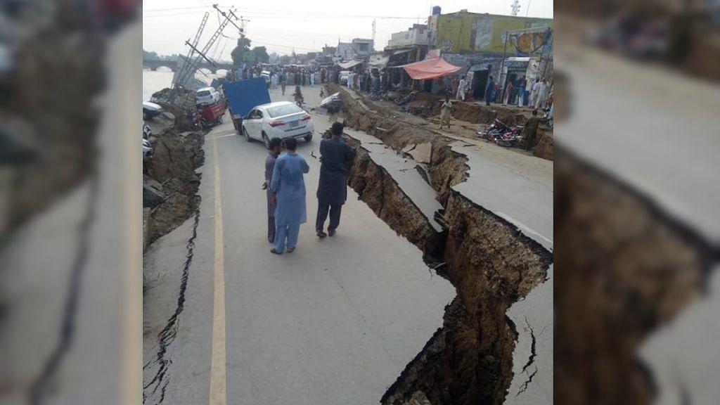 पाकिस्तान के हरनई में भीषण भूकंप में 20 लोगों के मौत