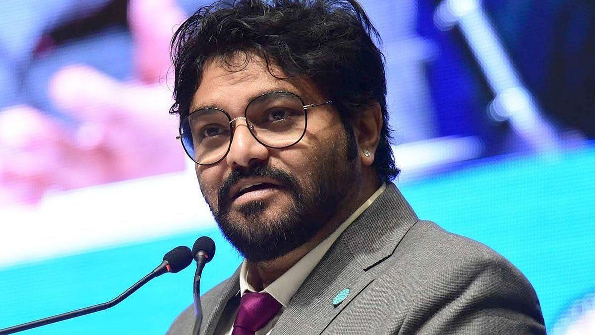 बाबुल सुप्रियो ने सांसद पद से दिया इस्तीफा