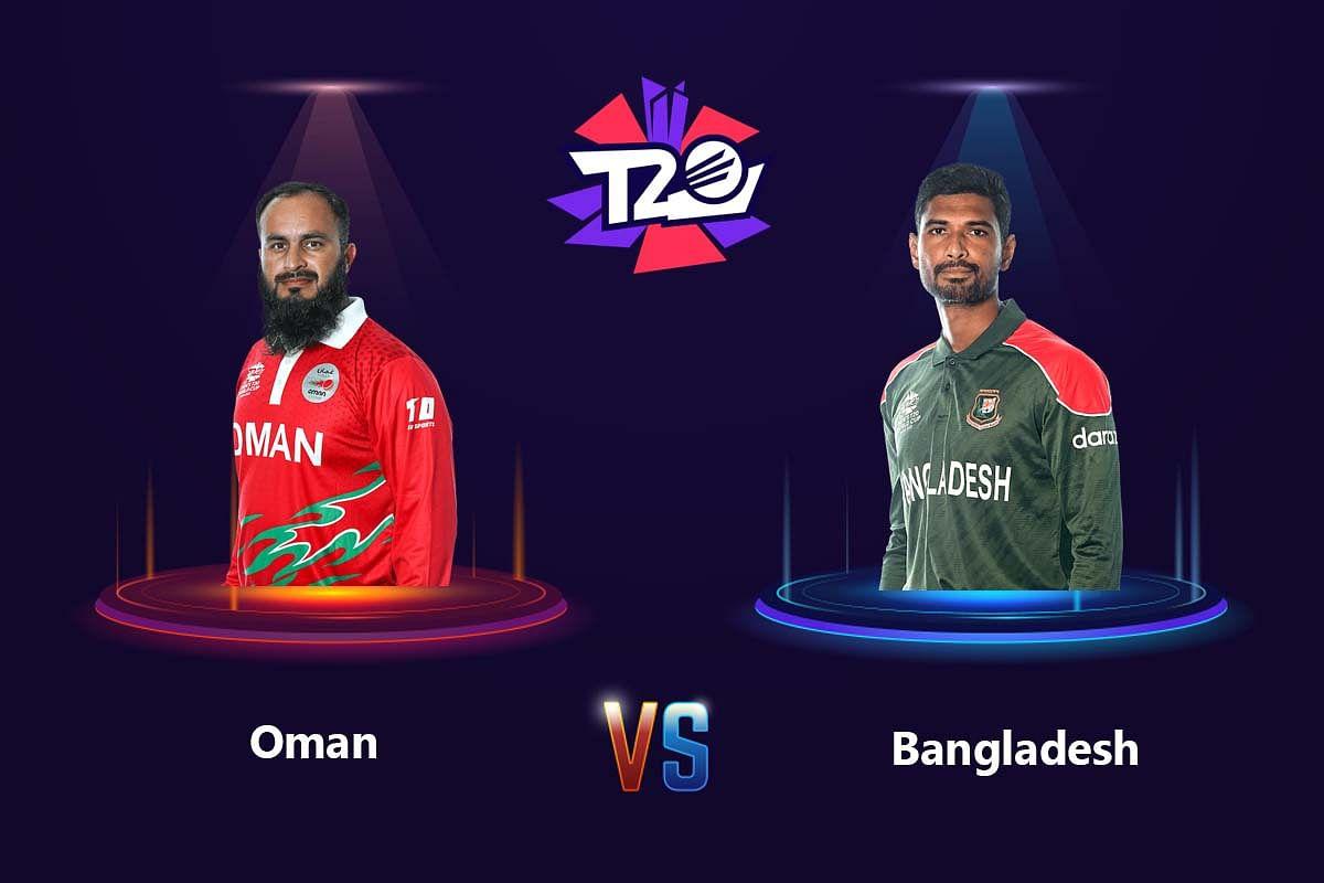 ओमान पर शानदार जीत से बंगलादेश की उम्मीदें कायम