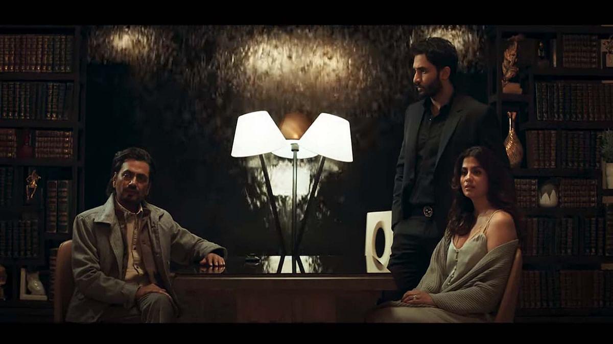नवाजुद्दीन सिद्दीकी और डायना पेंटी की फिल्म 'अद्भुत' की शूटिंग शुरू, रिलीज हुआ टीजर