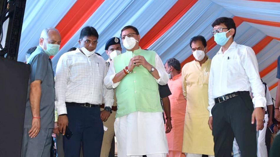 PM मोदी कल उत्तराखंड दौरे पर- CM धामी ने व्यवस्थाओं का किया औचक निरीक्षण
