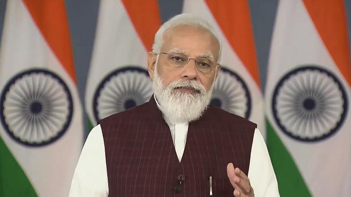 भारत ने पूरे विश्व को अधिकार और अहिंसा का मार्ग सुझाया: PM मोदी
