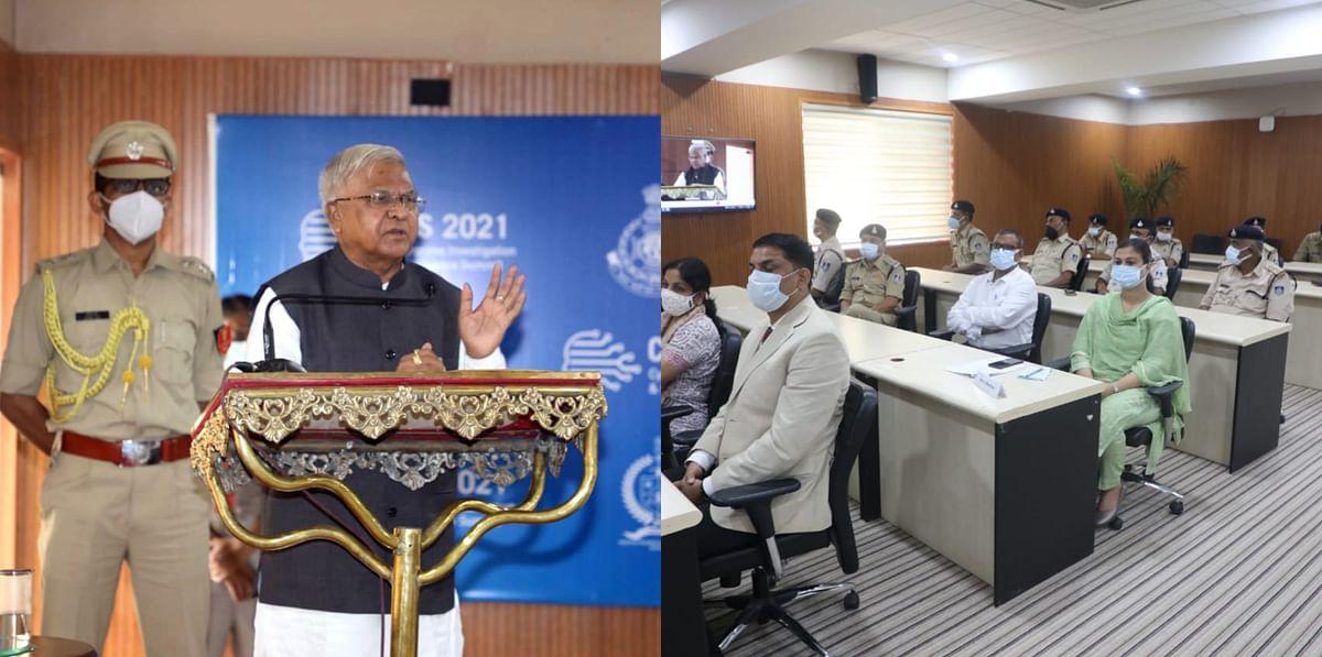 Bhopal : स्कूल, कॉलेज पाठ्यक्रम में भी शामिल हो साइबर सुरक्षा जागरूकता