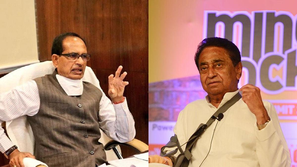 सुलोचना रावत और उनके बेटे को सदस्यता दिलाने के बाद CM ने नाथ पर साधा निशाना, कही ये बात