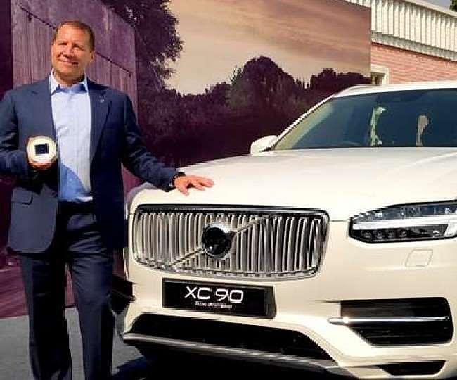 Volvo ने किया ग्राहकों को खुश, देगी कार पर लाइफटाइम पार्ट्स वारंटी