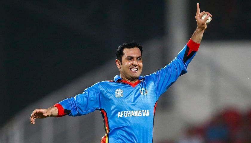 अफगानिस्तान की संशोधित टी-20 विश्व कप टीम की कप्तानी नबी संभालेंगे