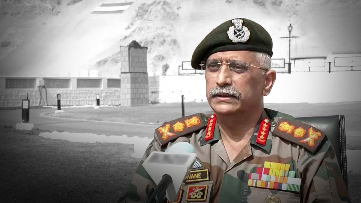 लद्दाख में जारी मौजूदा हाल पर सेना प्रमुख ने चिंता जाहिर करते हुए दिया यह बड़ा बयान