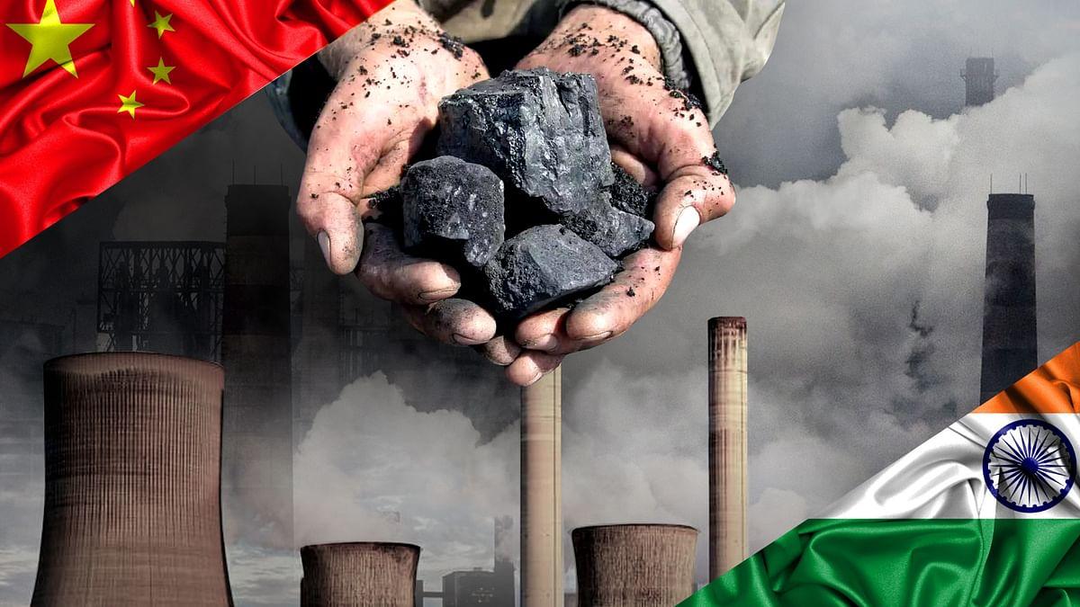 कोयले की कमी की खबरों के बीच केंद्रीय वित्त मंत्री निर्मला सीतारमण ने कहा कि कोई कमी नहीं है। - सांकेतिक तस्वीर