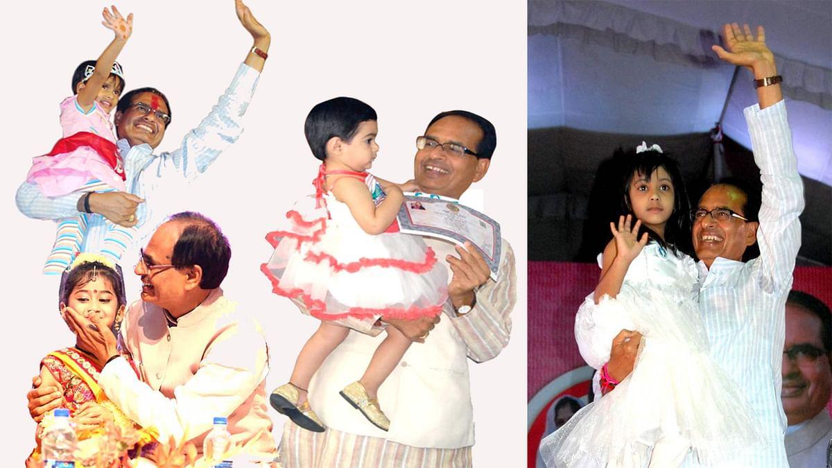 अंतरराष्ट्रीय बालिका दिवस पर CM ने कहा- आइये, बेटियों को बढ़ाएं, भारत को सशक्त बनाएं