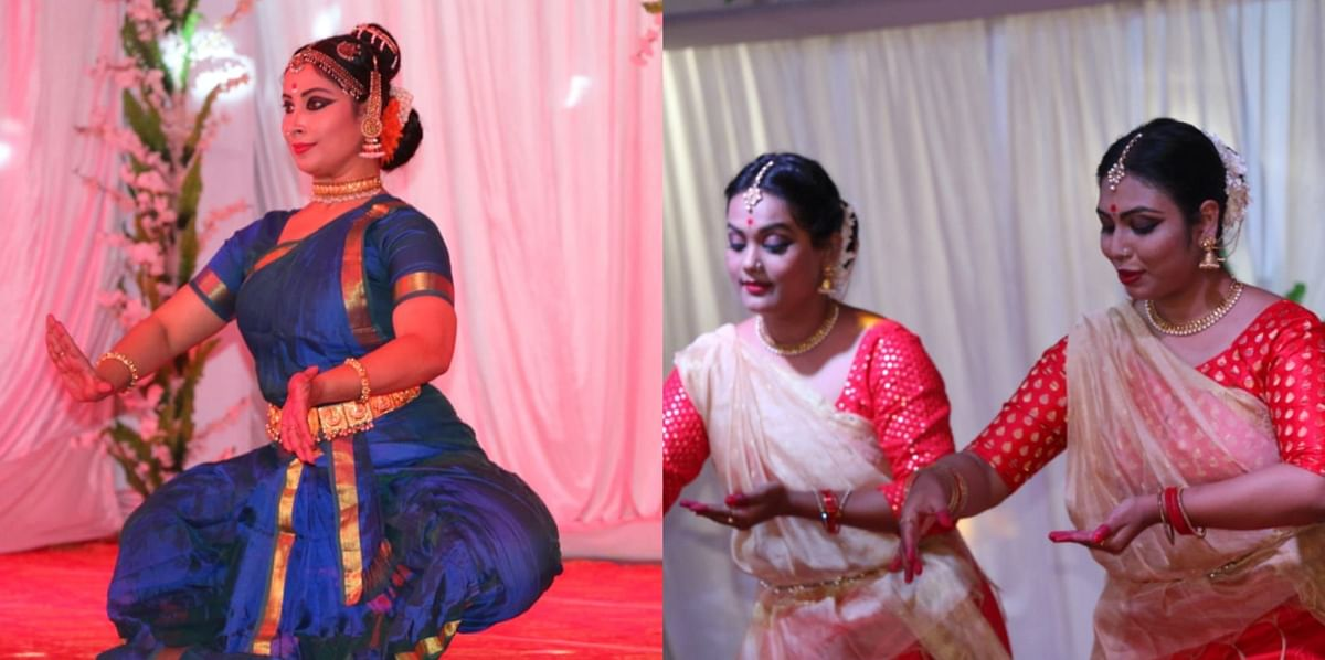 शरद महोत्सव पर प्रख्यात नृत्यांगनाओं द्वारा शास्त्रीय नृत्य की रसमय प्रस्तुति