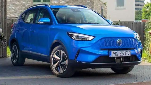 MG Motors ने ग्लोबल मार्केट में ZS EV इलेक्ट्रिक कार को किया अपडेट