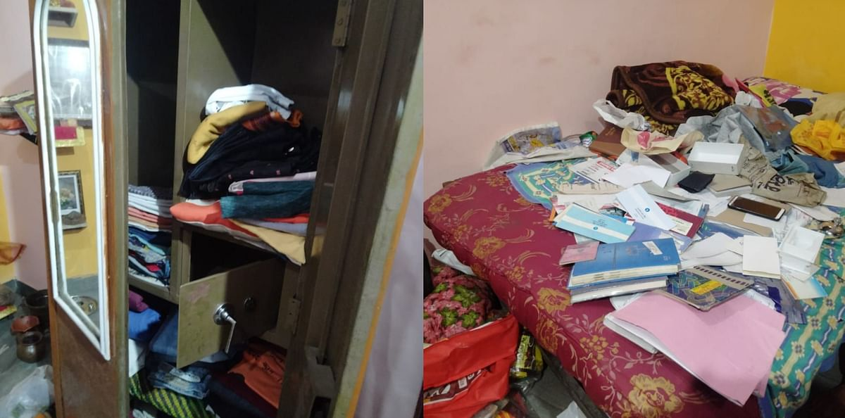 Anuppur : सूने घर से 40 हजार रुपए नगद एवं किराना सामान चोरी