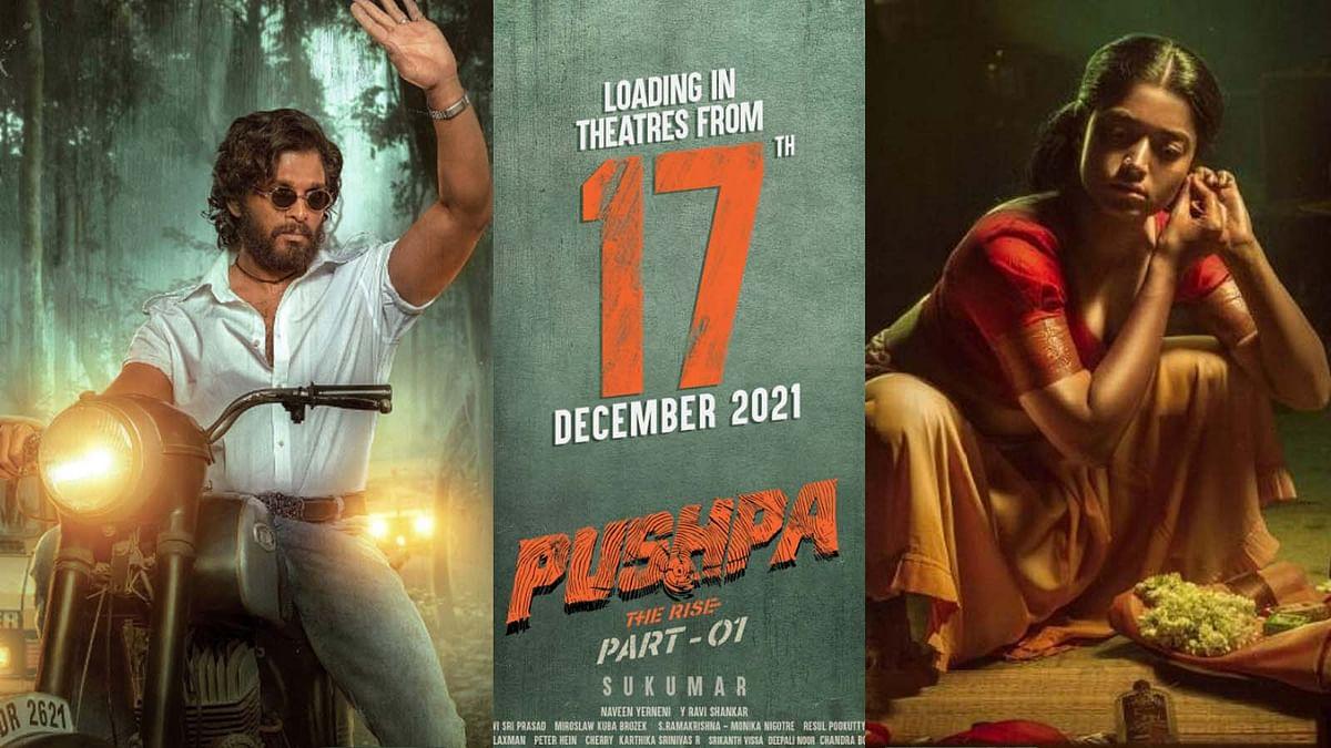 अल्लू अर्जुन और रश्मिका की फिल्म 'Pushpa' की रिलीज डेट का ऐलान, इस दिन होगी रिलीज