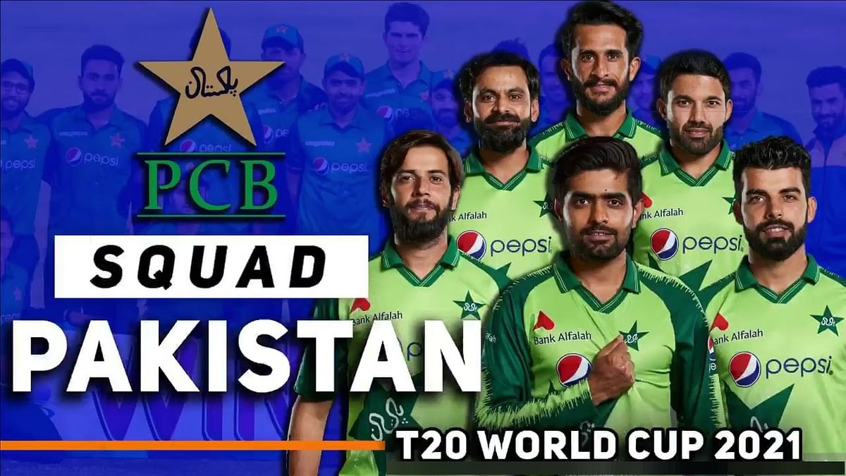 फखर, सरफराज और हैदर पाकिस्तान की 15 सदस्यीय टी-20 विश्प कप टीम में शामिल