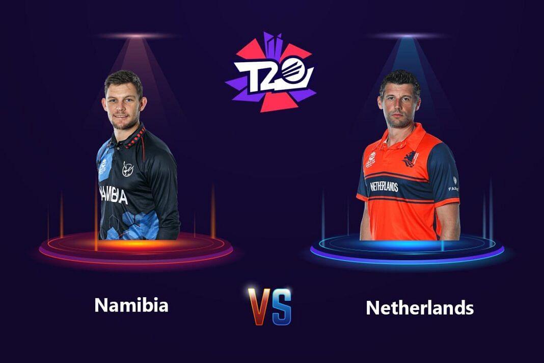 डेविड की तूफानी पारी से नामीबिया छह विकेट से जीता