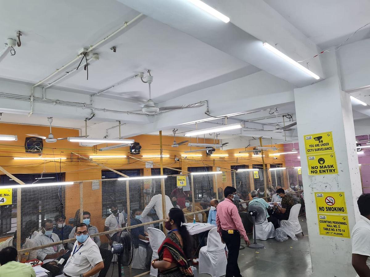 Bengal Bypoll Results 2021: 3 सीटों के उपचुनाव का रिजल्ट आज-वोटों की गिनती जारी