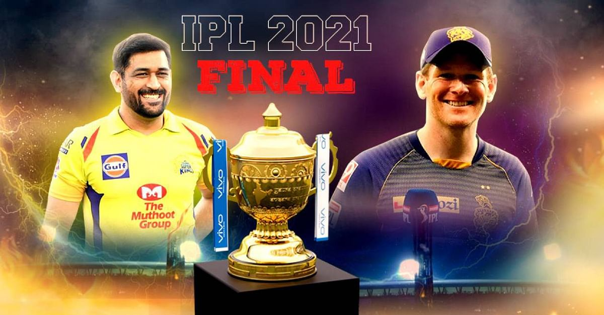 IPL 2021 Final : चेन्नई ने कोलकाता को दी 193 की चुनौती