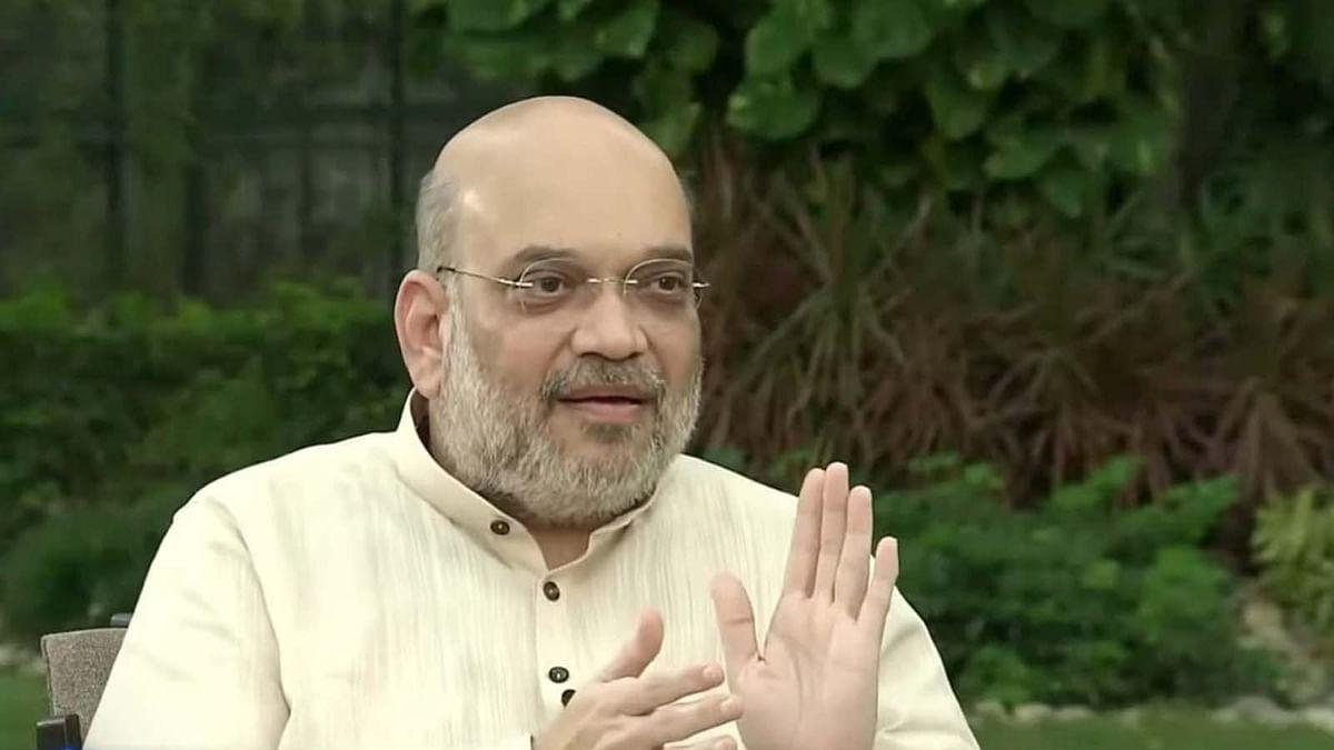 PM मोदी के जनसेवा में 20 वर्ष पूर्ण, अमित शाह ने दिया खास इंटरव्यू