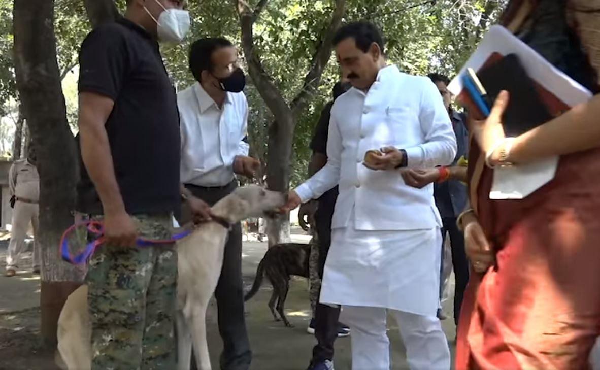 प्रशिक्षण में न रहे कोई कमी: डॉ. नरोत्तम मिश्रा