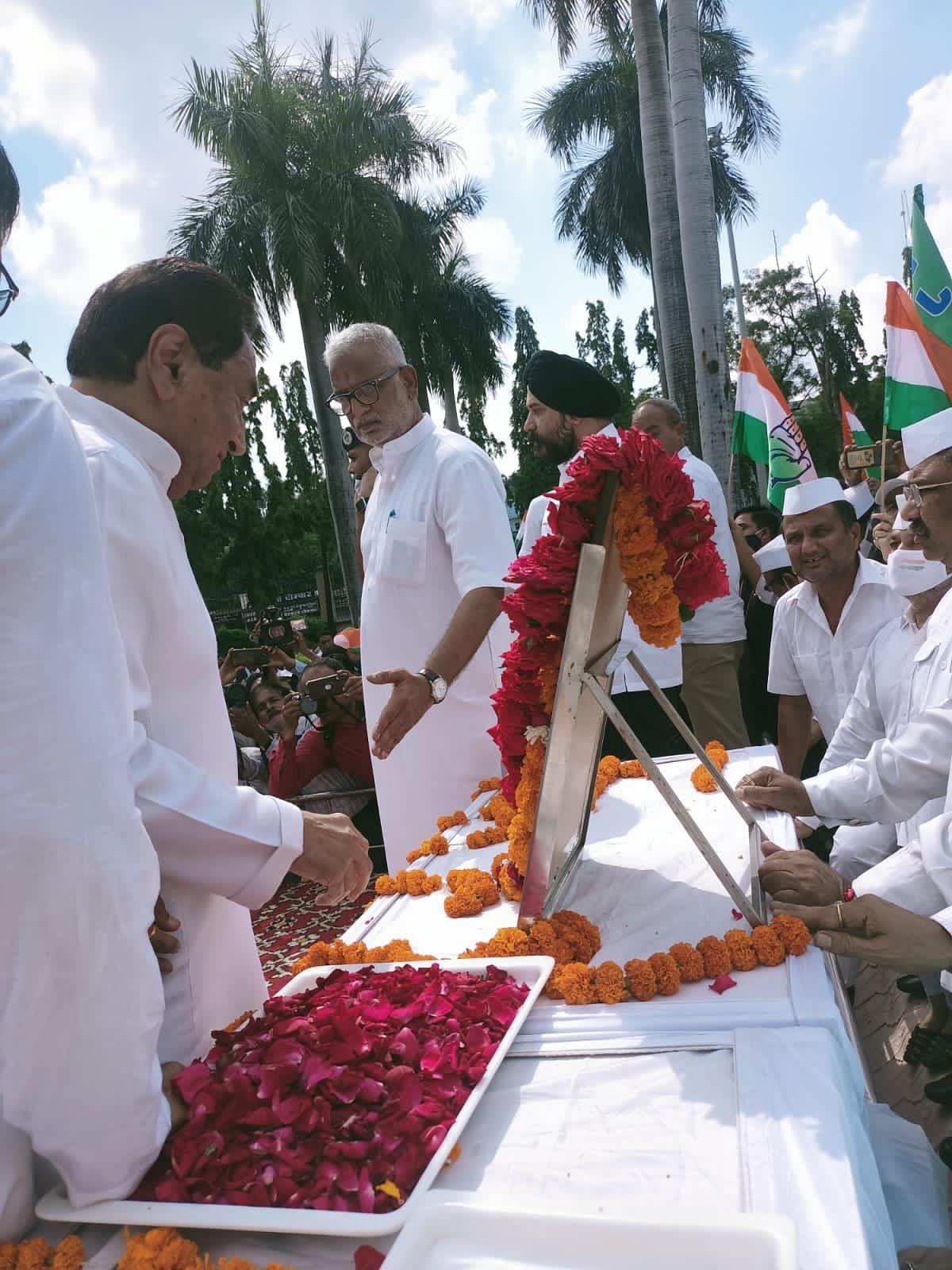 महात्मा गांधी की जयंती