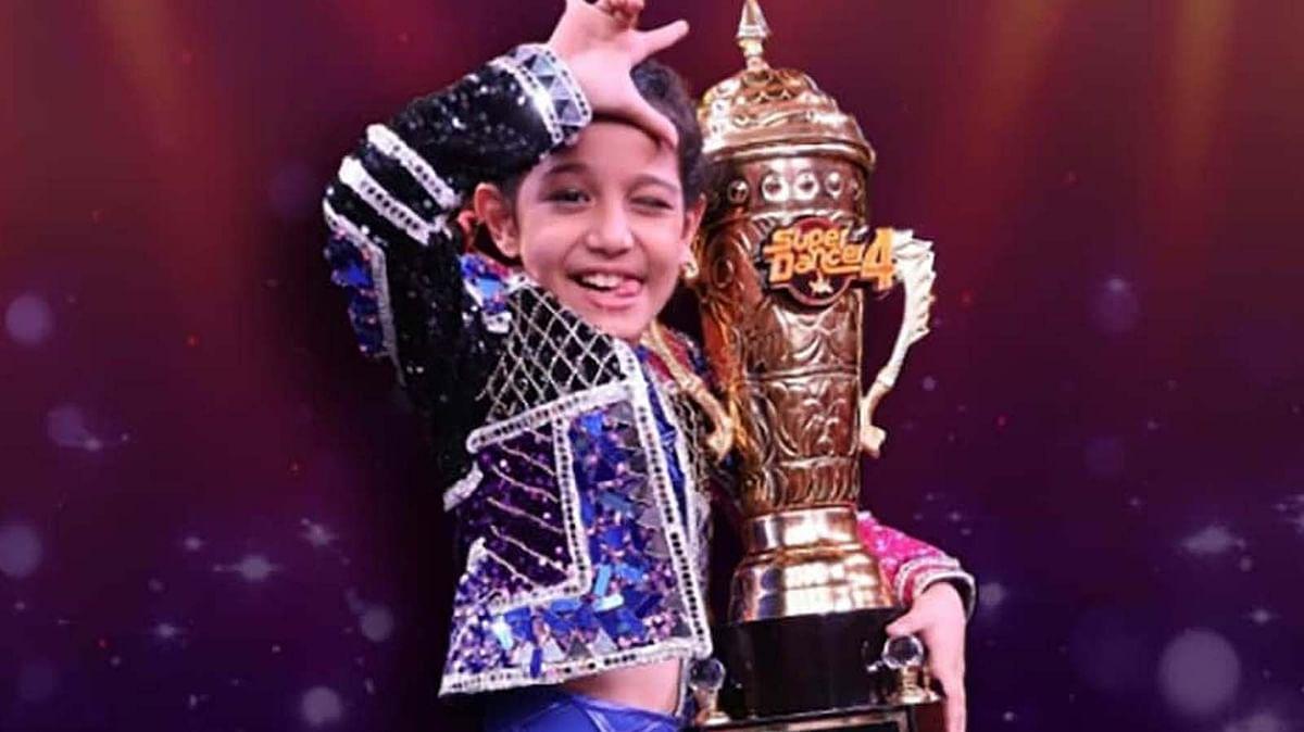 Super Dancer Chapter 4: असम की फ्लोरिना गोगोई ने जीती 'सुपर डांसर चैप्टर 4' की ट्रॉफी