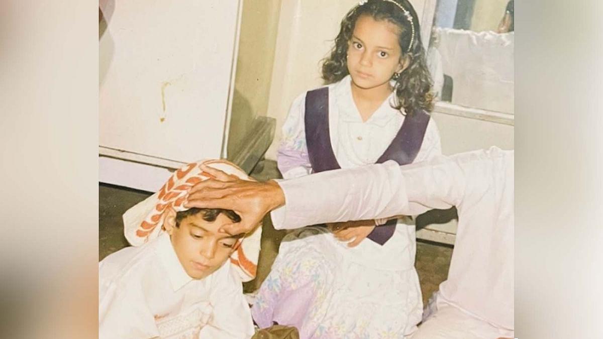 कंगना रनौत ने भाई को दी जन्मदिन की बधाई, शेयर किया स्पेशल पोस्ट