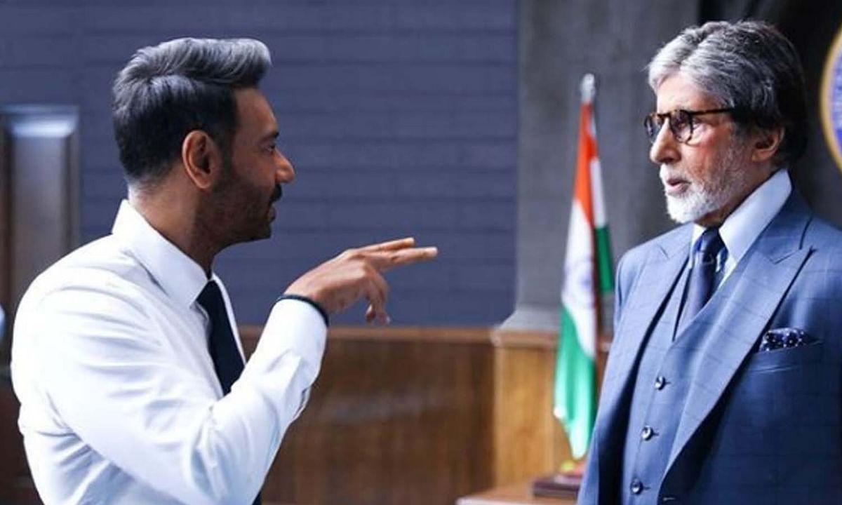 अजय देवगन, शत्रुघन सिन्हा समेत कई सेलेब्स ने दी अमिताभ बच्चन को जन्मदिन की बधाई