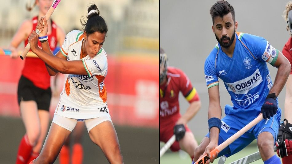 हॉकी इंडिया ने बर्मिंघम 2022 राष्ट्रमंडल खेलों से भारतीय हॉकी टीमों का नाम वापस लिया