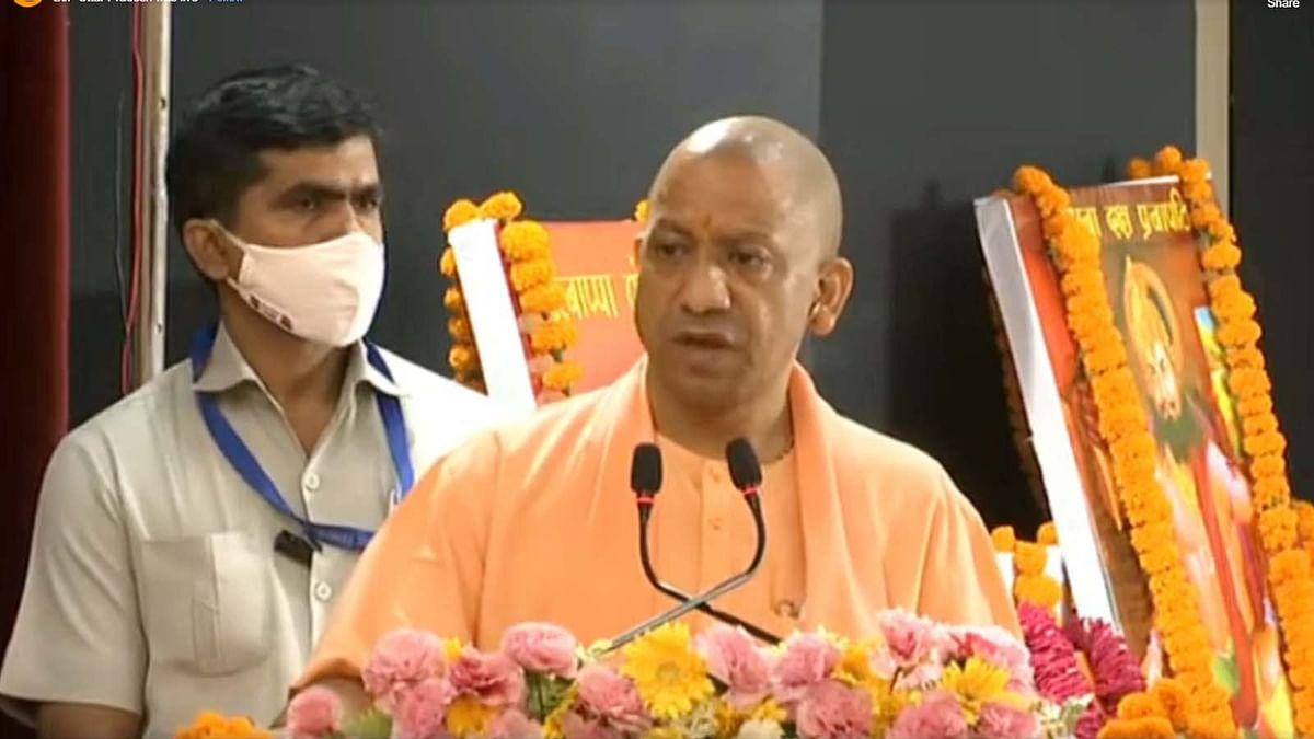 लखनऊ में BJP पिछड़ा वर्ग सम्मेलन में CM योगी का दावा-प्रदेश में अब दंगा नहीं हो सकता