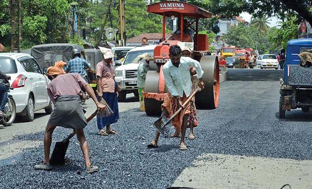 अच्छी खबर : 10 दिन बाद शुरू होगा सड़कों का डामरीकरण