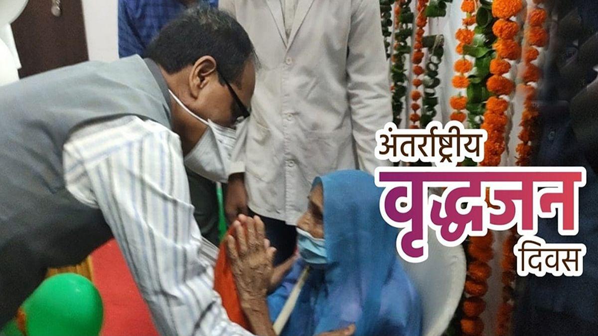 अंतर्राष्ट्रीय वृद्धजन दिवस पर CM ने सभी प्रदेशवासियों को बधाई देते हुए कही ये बात