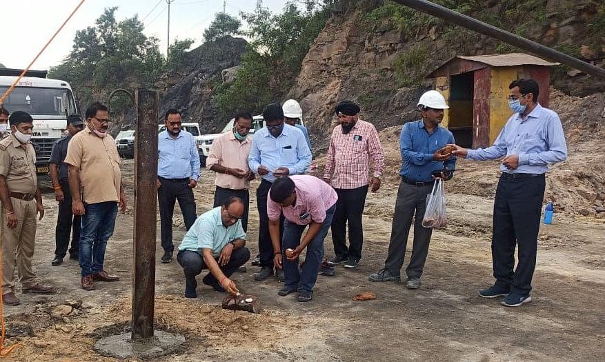 Singrauli : जयंत खदान के अंदर से ही होगा सिंगरौली रेल्वे साईडिंग के लिए कोयला परिवहन