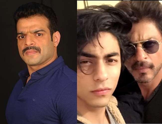 Aryan Khan Drug Case : शाहरुख़ खान के सपोर्ट में उतरे टीवी सेलेब्रिटी करण पटेल