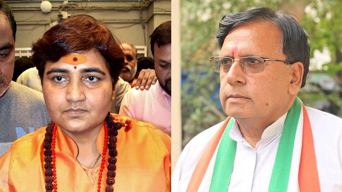 PC शर्मा का बयान- प्रज्ञा ठाकुर ने माँ नर्मदा एवं नर्मदा परिक्रमावासियो का किया अपमान