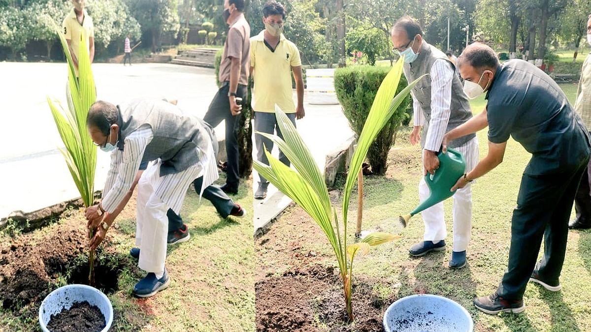 प्रकृति में केवल जीवन ही नहीं, यह जीने का सलीका भी सिखाती है: मुख्यमंत्री शिवराज