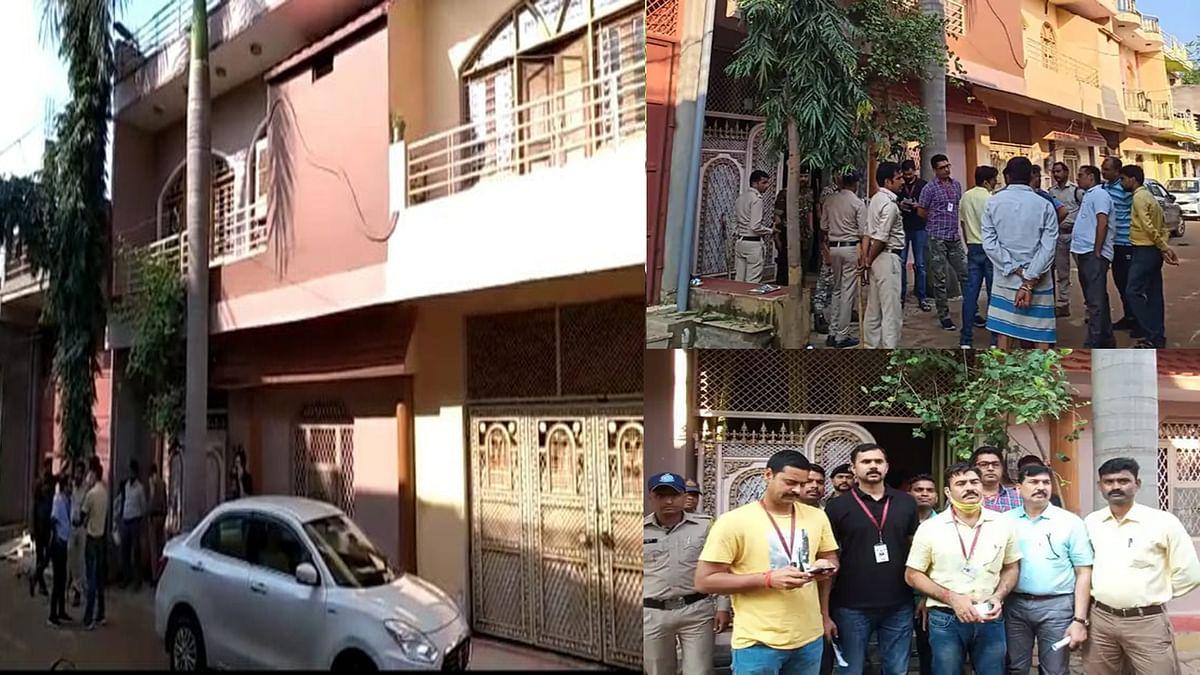 EOW Raid: शिवपुरी में सहायक प्रबंधक के घर पर छापेमारी, मिली बेहिसाब संपत्ति