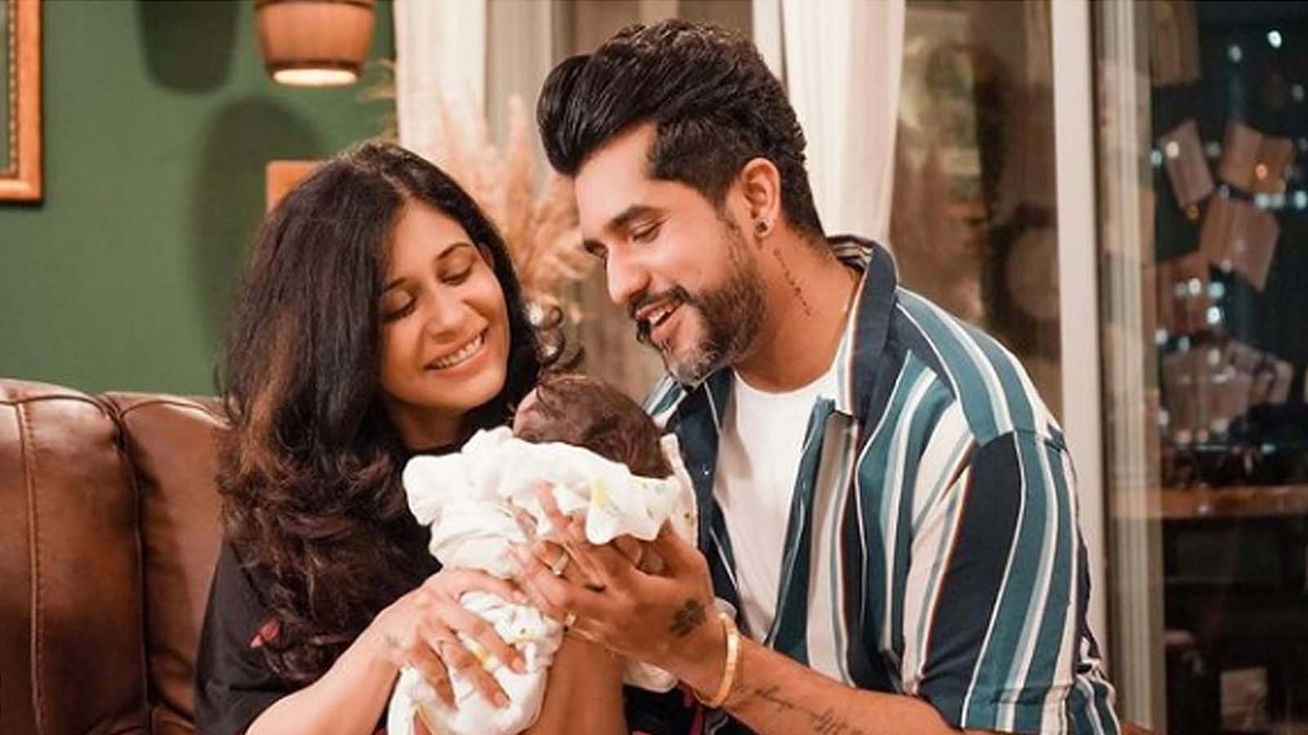 किश्वर मर्चेंट और सुयश राय ने शेयर की बेटे की पहली झलक, वायरल हो रहा है वीडियो